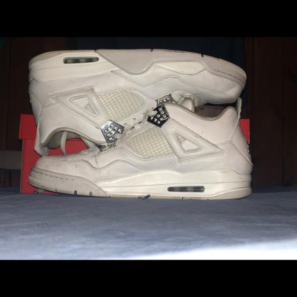 8b53d93c9a6 Jordan Shoes | Retro Air 4s Pure Money Size 14 | Poshmark